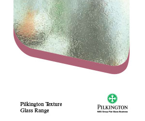 Pilkington Textured Glass Range