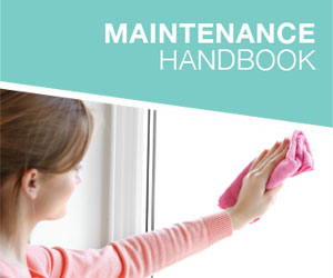 Maintenance Booklet