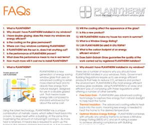 Planitherm FAQs